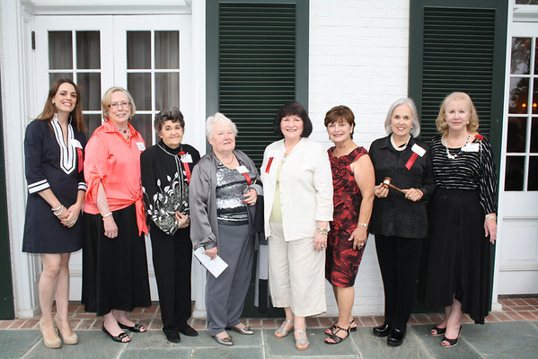 Women's Republican Gala at Mansion 4-24-13