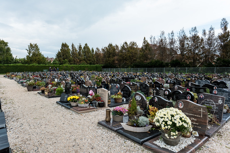 The (Very Full) Graveyard