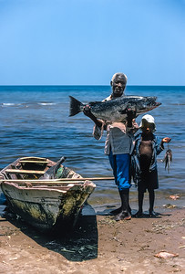 Lake Tanganika, Tanzania