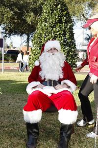 """CHRISTUS St. John Reindeer Run """"Santa"""" 2010"""
