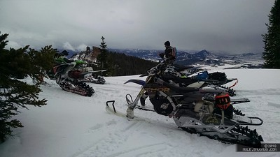 20180318 Snowbike Intro