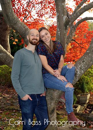 Savannah and Evan