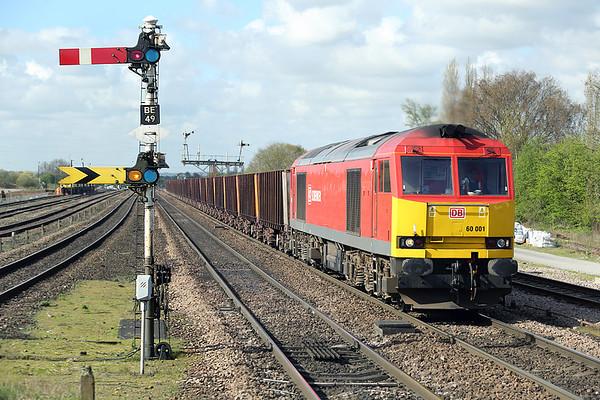 14th April 2014: Barnetby, Grimsby & Cleethorpes