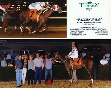 FALLEN HALO - 9/06/2000