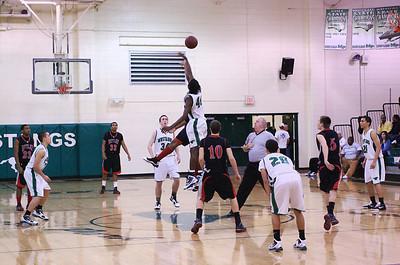 01/22/2010 BHS Boys JV Basketball - Butler @ Myers Park