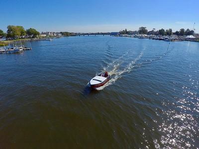Jersey Skiffs ...DRONE Stills....