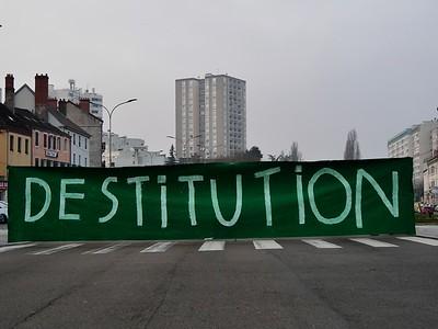 Jour de Manif - 24.01.20 - Chalon-sur-Saône