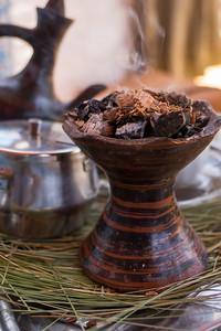 traditional ethiopian coffee preparation