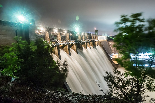 Table Rock Dam 2017