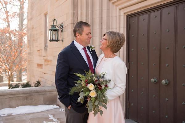 Ingrid & Scott Wedding