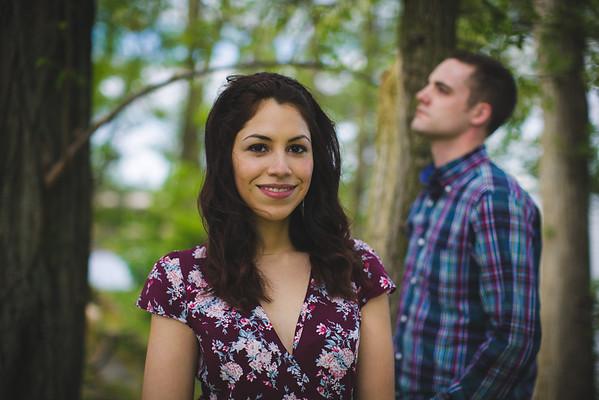 Judy + Aaron