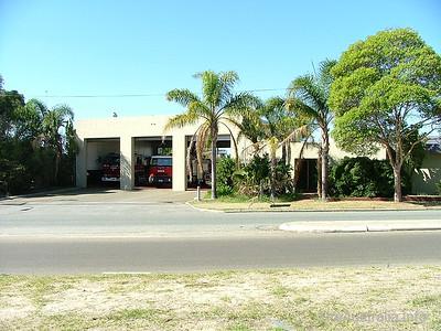 Fire & Rescue WA - Daglish