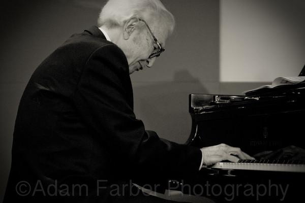 Dave Brubeck Quartet, Apple Store Soho, NYC, 2009