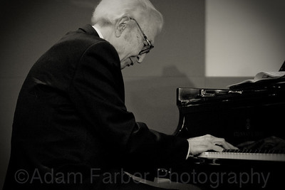 Dave Brubeck Quartet, Apple Store Soho, NYC, 2009