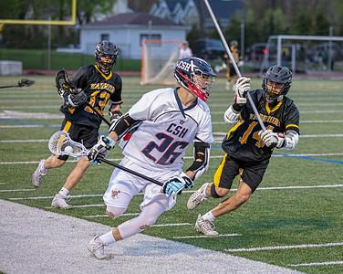 Cold Spring Harbor vs Wantagh Lacrosse