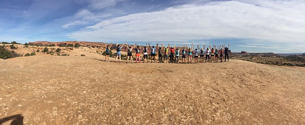 Moab Mindful Running Retreat Spring 2018