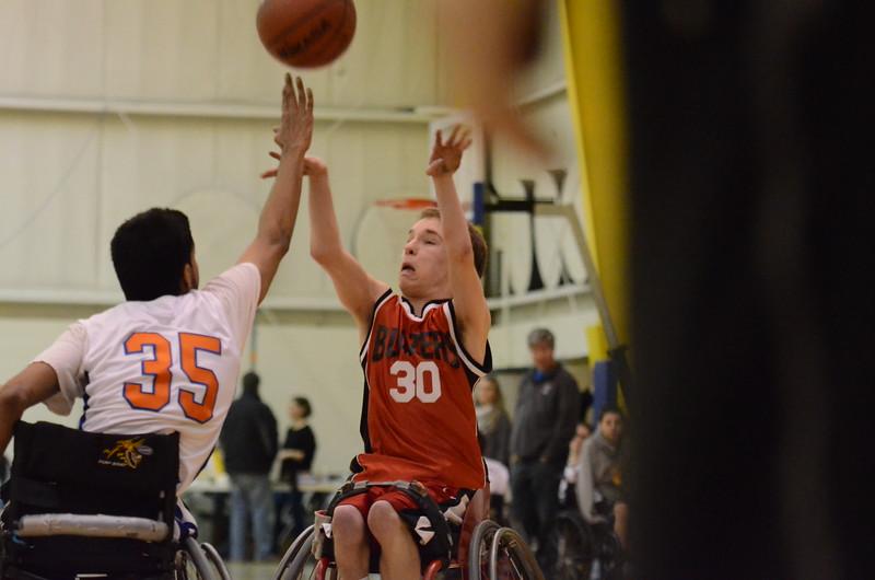 24th Annual Bennett Blazers Junior Wheelchair Basketball Invitational