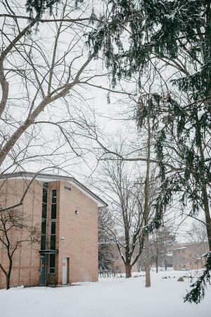 Campus Photos - Winter 2021