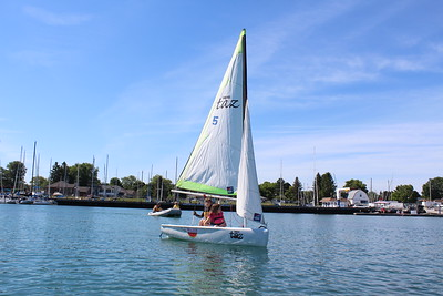 Taz regatta by Tara Griffin