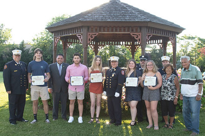 Marino Scholarship Ceremony [6-15-21]