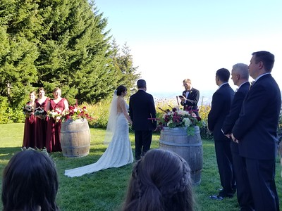 2018 Friends Brian Wedding