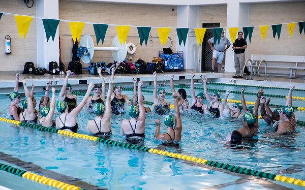 Girls Swimming & Dive 2019