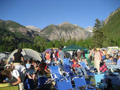 Telluride Bluegrass Festival 2007
