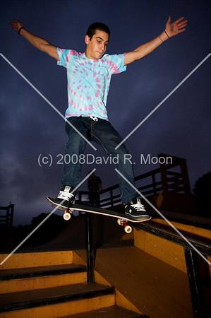 2009 Skateboard