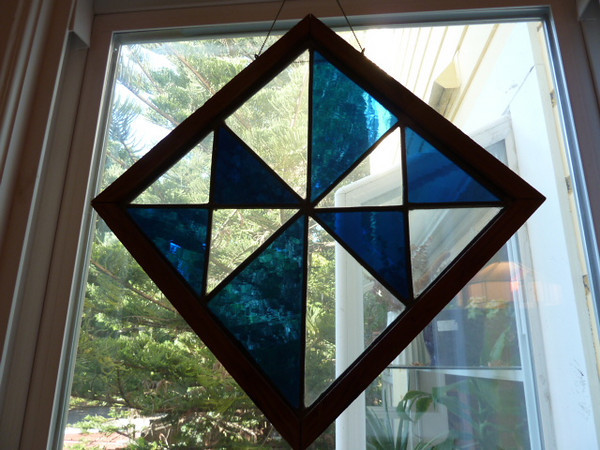 stained glass, 1975