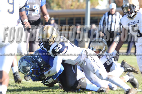 2017 Teaneck vs Hackensack -Thanksgiving Day Classic- 1st Qtr