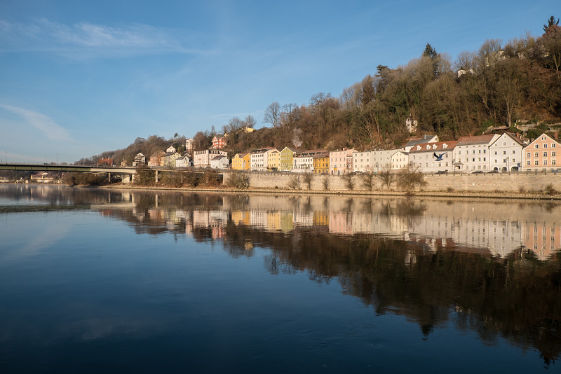 Danube Scenes