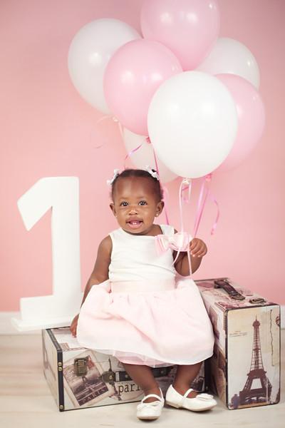 Olivia- One year!