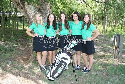 Girls Golf 2010-2011