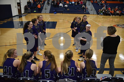 South Central Calhoun @ Manson NW Webster Girls bball  2/2/18