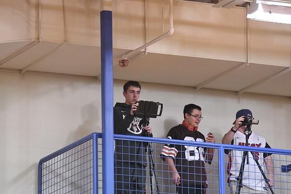 Varsity Boys Basketball vs Seward