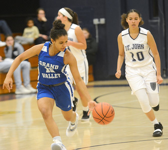Grand Valley-Sj girls basketball 12-27-18
