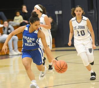Grand Valley-Sj girls basketball 12-27-18