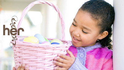 Women's Ministry Easter Basket Project