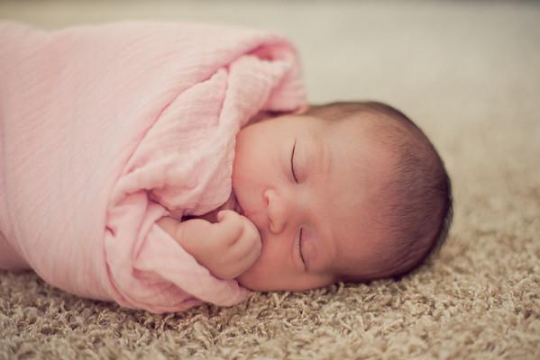 Ivey Carter Newborn
