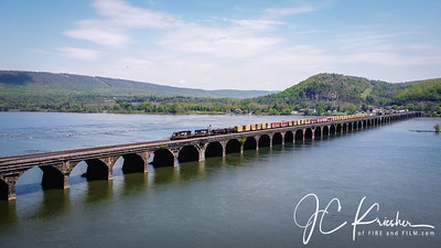 Norfolk Southern - Harrisburg Area - 05/15/2020