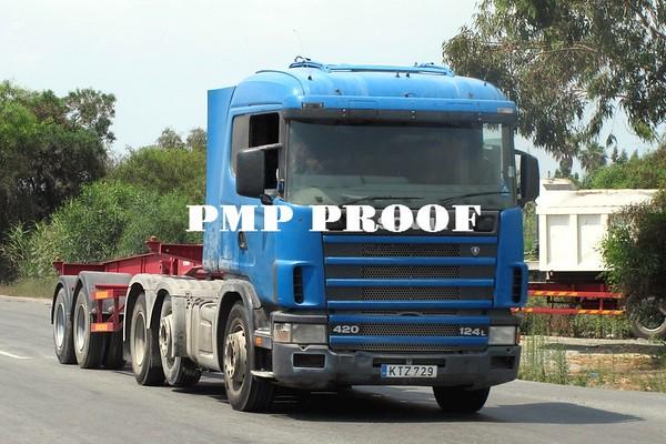 Cyprus Trucks