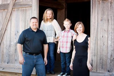 Hutyra Family