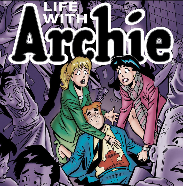 ". <p>4. ARCHIE <p>Comic book favorite slain in upcoming issue titled �My Dinner With O.J.� (unranked) <p><b><a href=\'http://www.twincities.com/entertainment/ci_25524712/comic-book-character-archie-be-killed-off?source=rss\' target=""_blank\""> HUH?</a></b> <p>    (AP Photo/Archie Comics)"