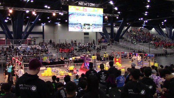 FRC Championship Houston Match Videos April 2018