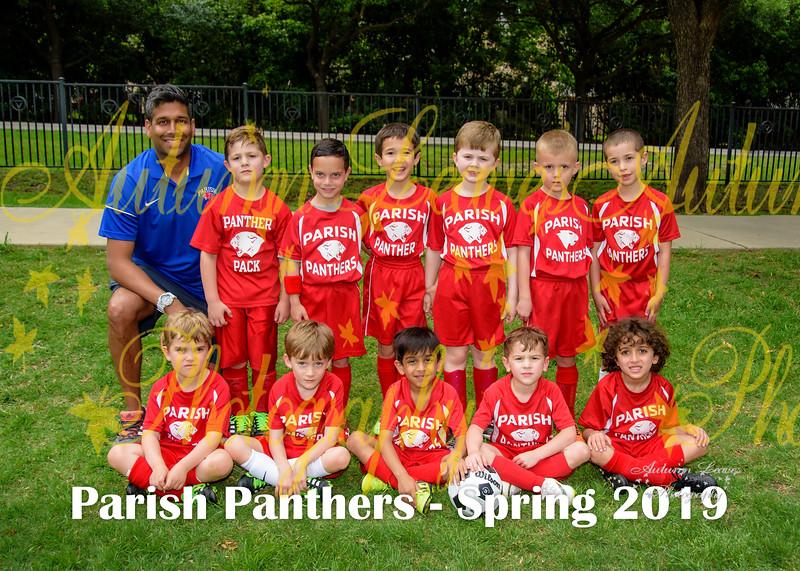 20190423 - # T1 KB Parish Panthers