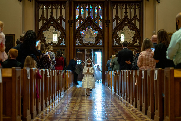 First Holy Communion 10:30AM - 10/24