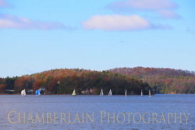 November Sailboat Race