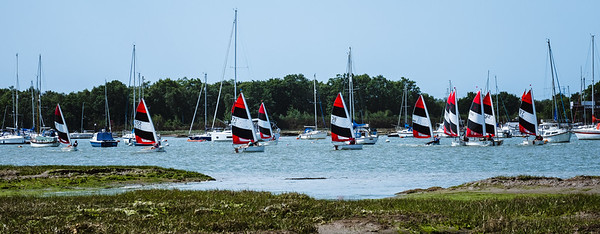 The Hamble River/Sailing
