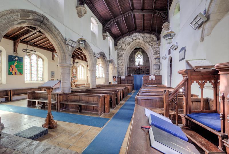 Interior of Spaldwick Church_6927252368_o.jpg