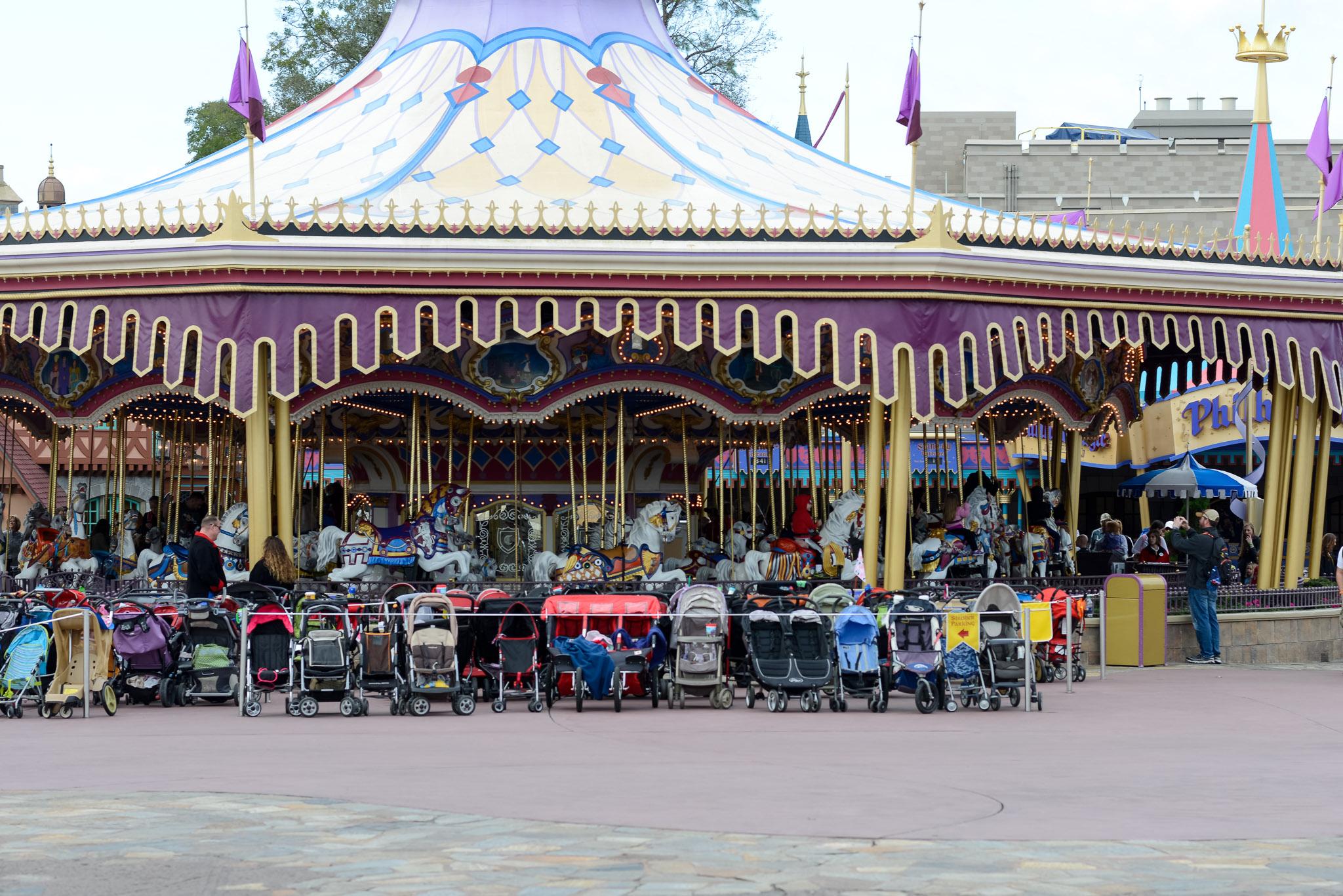 Carrousel - Walt Disney World Magic Kingdom